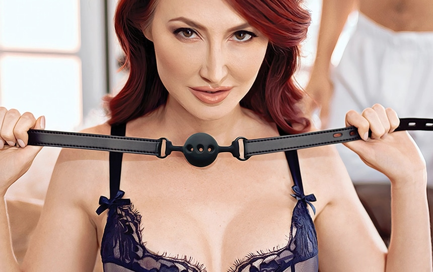 6 Best Face Strap-Ons and Dildo Mouth Gags to Silence Your Sub With Pleasure