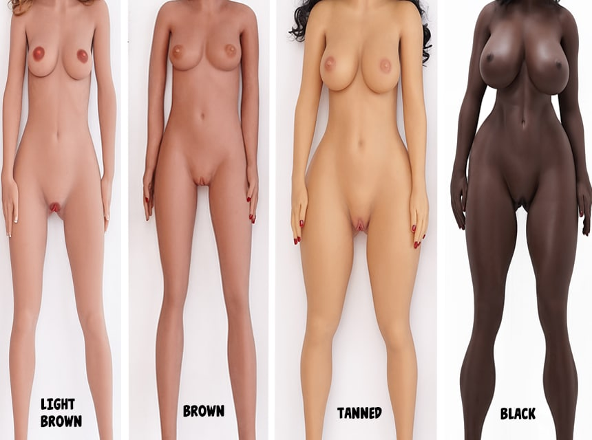 6 Excellent Rubber Sex Dolls - Quality and Realistic Feelings Combined