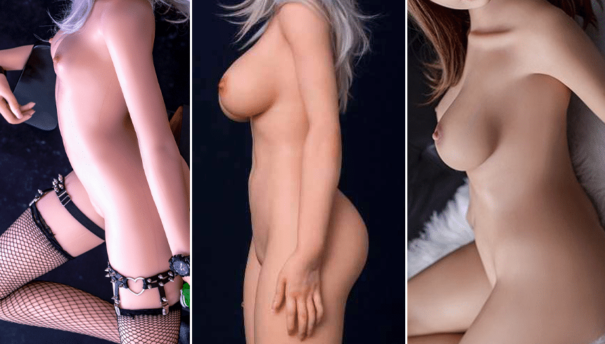 6 Amazing Silicone Sex Dolls for All Kinds of Fantasies Fulfilled